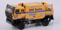 DAF 3300 Dubbelekop Jan de Rooy Dakar 1985