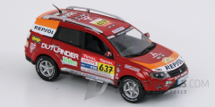 Mitsubishi Outlander Dakar 2009