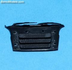 Wiper plate + grille Scania S-serie (RHD)