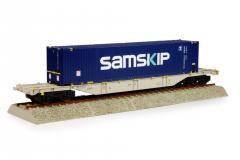Diamondlabel - Samskip Wagon + container