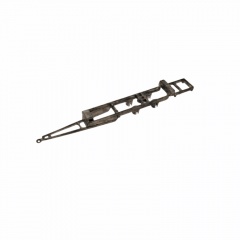 Chassis midd-axle trailer (Tekno old)