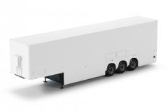 T.B. Dubbeldeks trailer
