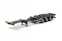 T.B. Flexitrailer chassis