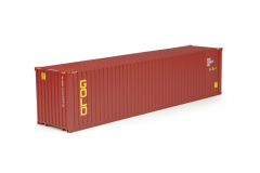 T.B. 40Ft. container Gold