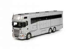 T.B.P. Scania R6 Topsleeper paardentruck