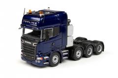 T.B.P Scania  Streamline R-serie Topline 8x4
