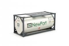 Newport - Tankcontainer