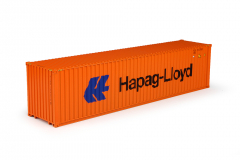 T.B. Hapag Lloyd 40Ft. container
