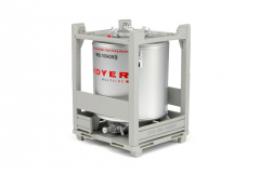 Hoyer IBC container (1:10)