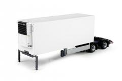 T.B. 2-assige city slider trailer