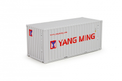 T.B. 20ft container Yang Ming