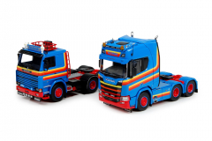 T.B.P. SET Scania Old Skool Style