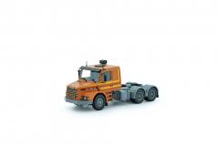 T.B.P. Scania T2 6x4 LHD
