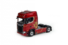 Scania 2812499 - 50 years v8 red