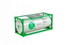 Eurotainer SA Green