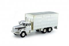 Scania verzilverd
