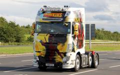 Hawkins Logistics