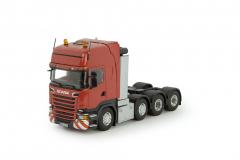 T.B.P. Scania R-Streamline 8x4