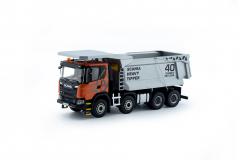 Scania CG17 XT mining tipper