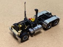 Mack 6x4 chassis halffabrikaat
