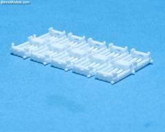Bloemkool kist set 10  1:50  L12 X B8,4 X H4,1mm