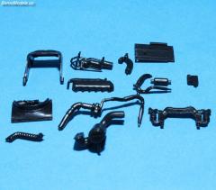 DAF Euro 6 XF/CF engine parts