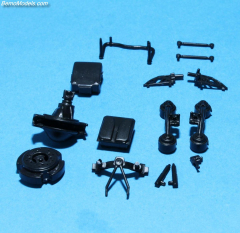DAF XF/CF Euro 6  chassis parts