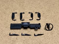 DAF 2800/3300 RHD set