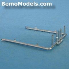 Site pipe bakwagen metaal