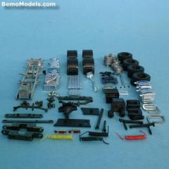 Scania R chassis kit 6x2 nieuw
