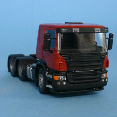 Scania P5 normale cabine ts 6x2 kit