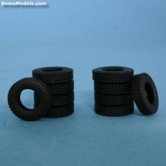 Tire rear axle (driven) 21 mm (10pcs)
