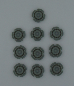Supersingle front rim (10pcs)