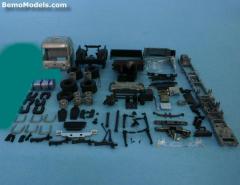 Scania R6 HL Bakwagen chassis 6x2