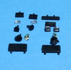 Scania 0/1 serie accessoires set