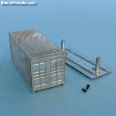 Container 20ft blank kit (tekno)