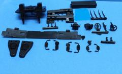 Scania  0+1 serie bodemplaat ect kijk bij tekst