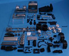 Scania R6 HL streamline 4x2 kit  (tekno)