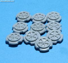 Trilex voor velg 10 stuks gebruik band 78443