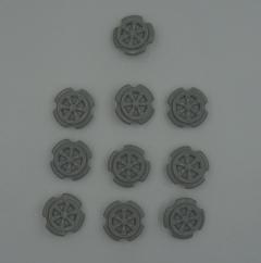 Trilex front rim use tyre 78443 (10pcs)