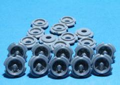 Trilex rear rim (10pcs) use tyre 78443