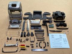 Volvo FH04 Globetrotter XL cabin kit