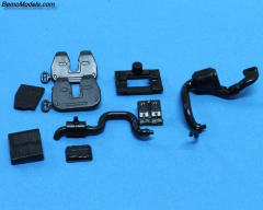 Volvo FH04 chassis parts