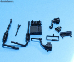 Scania 2/3 serie 6x2 parts