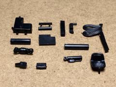 Kennis crane plastic parts