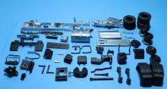 MAN Euro 6 4x2 chassis kit