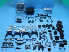M.A.N. TGX XXL Euro 6 6x2 trekker kit