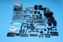 Scania 4serie TL 6x2 trekker kit L.H.D.