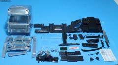 DAF XF ssc euro 6 cabin kit