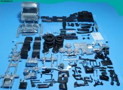 DAF XF ssc euro 6 6x2  kit